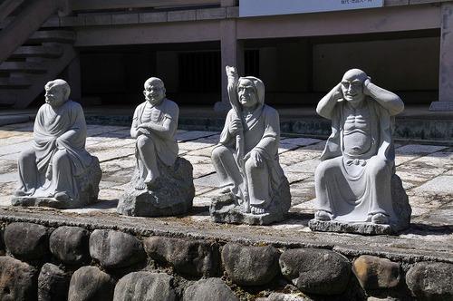 十六羅漢像